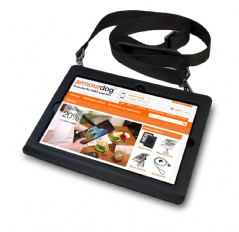 armourdog® hand and shoulder strap case for Lenovo Tablet 10